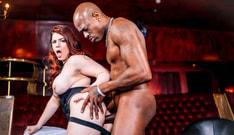 Lucia Love loves interracial Anal Sex